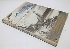 THE ART OF THE DECOY: AMERICAN BIRD CARVINGS HC/DJ 1965 ADELE EARNEST BOOKS - I