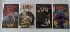 Image The Maxx #1,2,4 and 5 1993 Comic Book