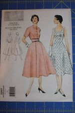 Vogue Vintage Model Original 1954 Design #2267 Size 14 Misses' Bolero & Dress