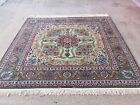 Master Piece Silk & Wool Hand knotted Rug Carpet Signed