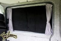 VW T4 Silver Thermal Insulated Side Window Screen Black Out Blinds Campervan