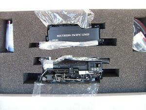 Broadway Limited Southern Pacific, 2-8-0, #895. HO Scale w/sound