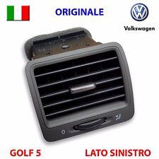 Bocchetta aria laterale sinistra sx VW GOLF 5 V ORIGINALE nuova clima climatroni