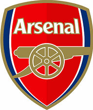 Arsenal 5 Edible Icing Party Cake Topper Decoration Image Custom