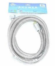 Long Hose 1.5m Flexible Stainless Steel Chrome Standard Shower Bathroom Pipe