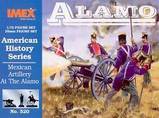 Imex 1/72 Mexicain Artillerie à l'Alamo # 520