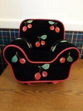 Mary Engelbreit Cherry Doll Chair