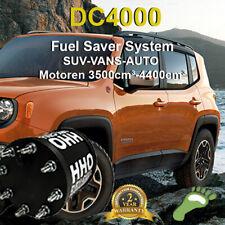 Carbonzero-HHO Brennstoffzellensystem - HHO Gas Kraftstoffsparanlage 3400-4400cc