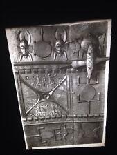 Senufo Door- Ivory Coast African Tribal Art 35mm Slide
