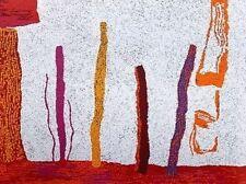 """Tommy WATSON """"Anumarapiti"""" limited edition signed print Aboriginal Art"""