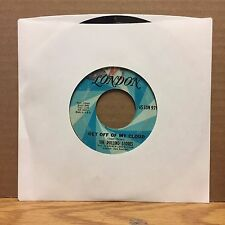 Rolling Stones Get Off Of My Cloud/I'm Free VG+ London 45