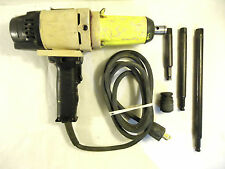 "ROBOIMPACT Cat. No. 2008 Quick Change 7/16"" Pistol Grip Impact Wrench Set, Used."