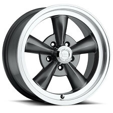 "4-NEW Vision 141 Legend 5 15x7 5x114.3/5x4.5"" +6mm Gunmetal Wheels Rims"