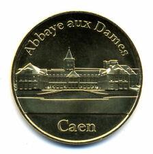 14 CAEN Abbaye aux Dames, 2021, Monnaie de Paris