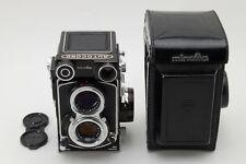 【MINT】 Minolta Autocord CDS III TLR Medium Format Film Camera From Japan #1638