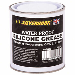 Silicone Grease Multi Purpose Waterproof Repellent General Lubricant 500g