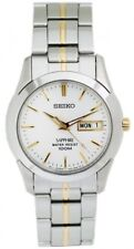 Seiko Men's Classic Day Date SGG719P1 Sapphire 100m WR Stainless Steel Bi-Colour