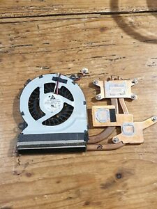 Delta Electronics DC Brushless Cooling Fan KSB0705HA DC05V--0.40A with heat sink