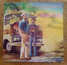 ROY BOOKBINDER / RAGTIME MILLIONAIRE ~ w FATS KAPLAN  Blue Goose LP ~ NEAR MINT