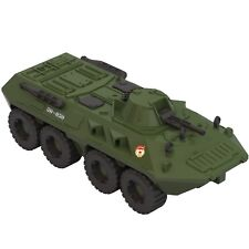 Bronetransporter Armored Personnel Carrier BTR-80 Soviet Russian Army Military