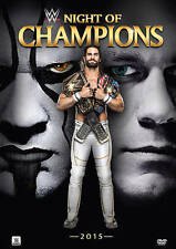 WWE: Night of Champions 2015 DVD
