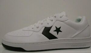 Converse Ox Rival Leather Mens Trainers UK 12 US 13 EUR 47.5 REF 890