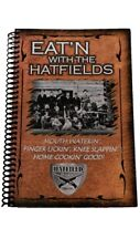 Autographed Eat'n with the Hatfield's Hatfields & McCoys Cookbook_Personalized