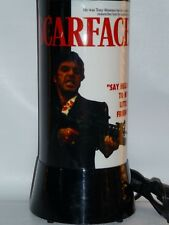 1994 Al Pacino as Tony Montana Scarface Light Rotating Lamp by Rabbit Tanake