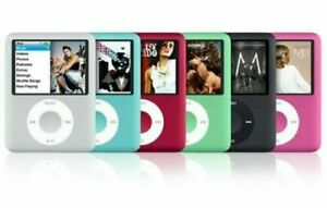 Apple iPod Nano 3rd Generation 4GB, 8GB (Choose Your Color)