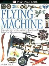 FLYING MACHINE Dorling Kindersley Eyewitness Books By Andrew Nahum ***
