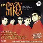 LOS SIREX TODOS SUS EP'S EN DISCOS VERGARA VOL.1 (1964-1968)-CD