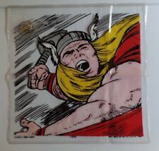 Vintage MIGHTY THOR Inflatable Blow-Up Pillow Mass Art Inc 1968 MarvelMania HTF
