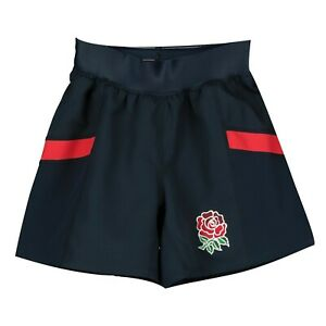 England Rugby Canterbury Men's 2019-20 Alternate Rugby Shorts - Navy - New