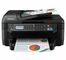 Epson WorkForce WF-2750DWF All-in-One Wireless Printer Duplex Fax