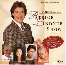 Patrick Lindner - Das Beste aus der Patrick Lindner Show - CD -