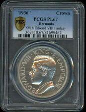 Ship D801 Coins Bermuda 1 Penny 1793 Nice & Very Scarce