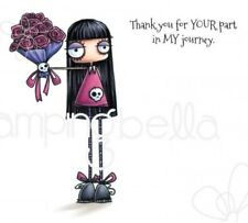 Stamping Bella Cling STAMPS - Oddball Bouquet