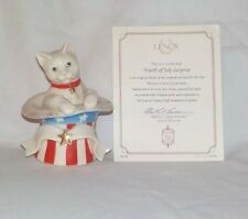 "Lenox ""Fourth of July Surprise"" Figurine"