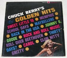 Imported CHUCK BERRY Golden Hits LP Record