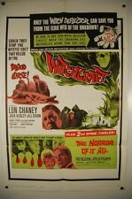 WITCHCRAFT AND HORROR OF IT ALL   Original US One Sheet   (20th Century Fox)