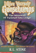 Good, The Werewolf of Twisted Tree Lodge (Give Yourself Goosebumps), Stine, R. L