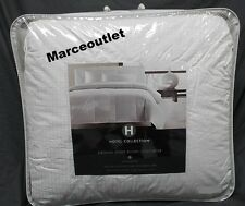 Hotel Collection Siberian White KING Down Comforter Lightweight