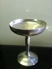 Plator Silverstone Silver Plate Goblet - Estate Find!  Made In Spain!