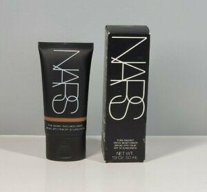 Nars Pure Radiant Tinted Moisturizer Dark 1 POLYNESIA 2319 **NIB** Sealed 1.9oz