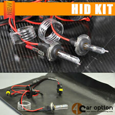 Fits H7 10000K 35W Low Beam Xenon HID Conversion Kit Ballast In Pair