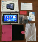 """Azpen A700 7"""" Android Tablet with Box, Manual, Charger & Case"""