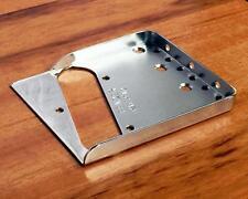 Fender Vintage Style Telecaster Bridge Plate w/Notched Flange