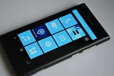 Nokia Lumia 800 - 16GB - Black (O2 + Tesco) Smartphone