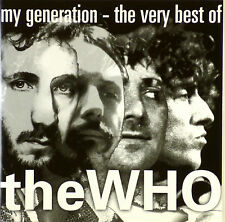 CD - The Who - My Generation - The Very Best Of The Who - A 611