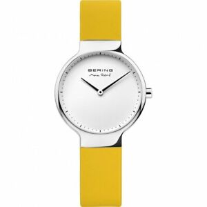 Bering Ladies Watch Wristwatch Max Rene - 15531-600 Silicone